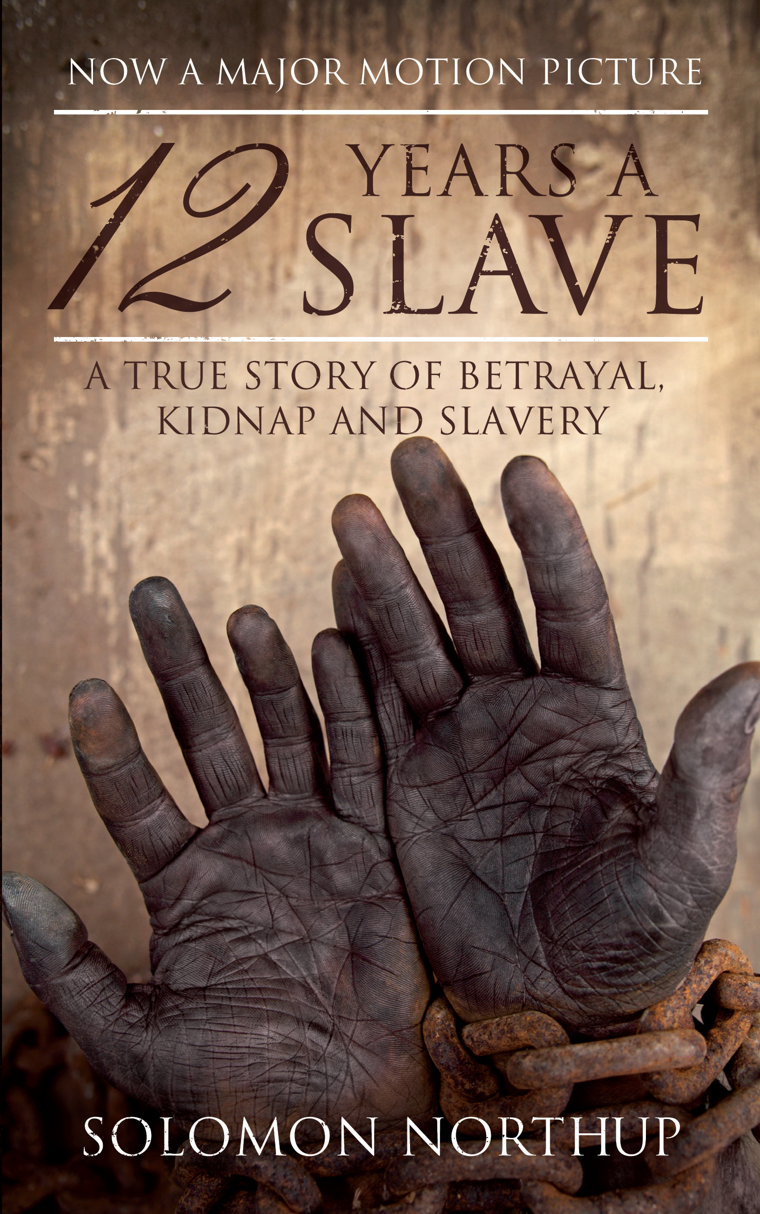 twelve years slave 12 years a slave is, like the trial, a trapdoor over the abyss although less abrupt than kafka's novel, the movie wastes little time before plunging its viewer.